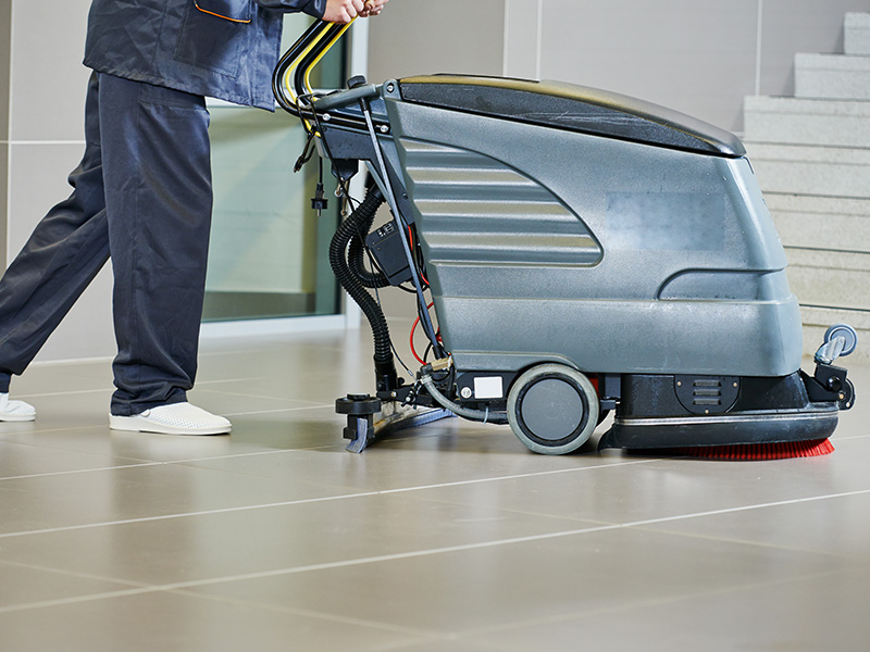 Floor Scrubbing & Strata Cleaning Services In Melbourne