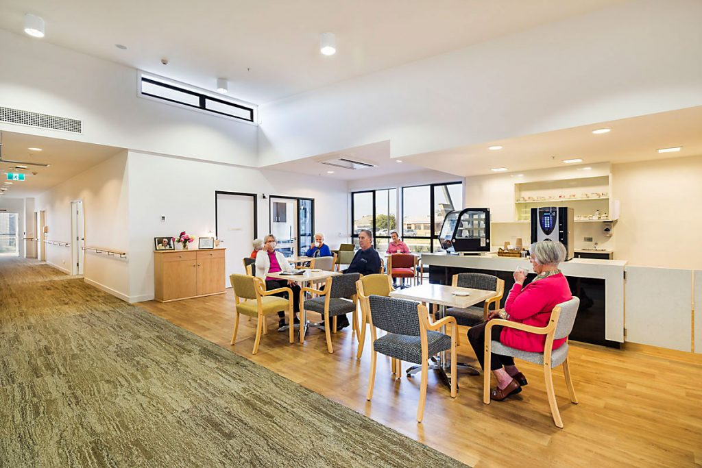 Cleaning Aged Care Facilities